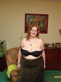 NatureBreasts.com - Nature Breasts - Anne