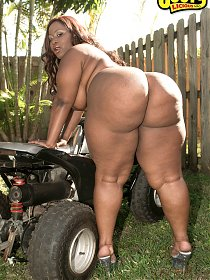 Mz Booty with Mz Booty - Only at BootyLiciousMag.com